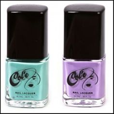 Spring nail lacquers we  available at http://ift.tt/YGpuq0 #nails #nailsalon #nailshop #naillacquer #nailartist #buildingmyempire #buildingabrand #buildingmybrand #smallbusiness #colecosmetics #glutenfree #parabenfree #crueltyfree #vegan #cosmetics #cosmeticline #business #businesswoman #nailswag #glam #fab #instaglam #instasexy #branding #marketing by colecosmetics