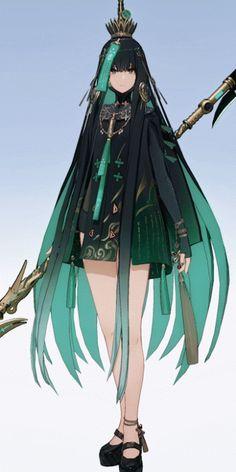 Female Character Design, Cute Anime Character, Character Design Inspiration, Character Concept, Character Art, Concept Art, Character Costumes, Anime Girl Cute, Kawaii Anime Girl