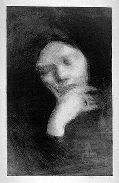 Affiches, dessins et autres - Eugène Carrière