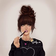 maryam KSARiyadh i'm 27y @girly_m #sketchbookpro ❤️...Instagram photo | Websta (Webstagram)