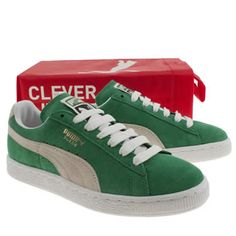 badf3a80d8d4  PUMA  suede  sneakers  green  classic. Grab unbelievable discounts up to