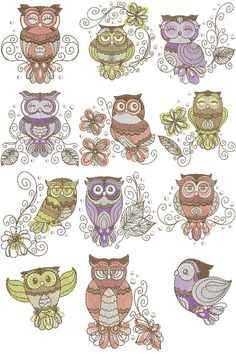 Can't wait to do these...adorable...
