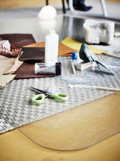 """KOLON Floor protector, 47 1/4x39 3/8"""" - IKEA"""