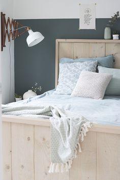 Restyling bedroom: eindresultaat » marlieshuisman.nl