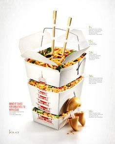 Anatomía de un Creativo: Campaña de Leo Burnett para los CLIO Awards