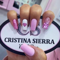 Nail Spa, Nail Manicure, Gel Nails, Acrylic Nails, Nail Polish, Spring Nail Art, Spring Nails, Summer Nails, Cute Nails