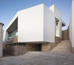 Training and Employment Building / Daroca Arquitectos