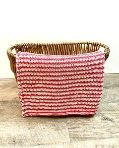 Full of Love Organic Cotton Baby Blanket Tunisian crochet | Etsy