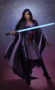 Mulan - Jedi Knight