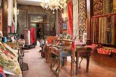 Bevilacqua showroom, Venezia