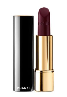 Chanel Rouge Luminous Matte Lip Color in L'Impatiente — 2012 GOLP Gift Guide: For The Beauty Obsessed