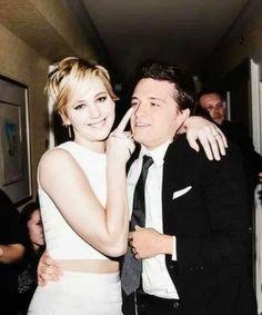 Joshifer - The Hunger Games - Jennifer Lawrence - Josh Hutcherson