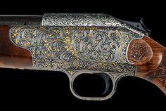 "Makura Hunting Rifles - TD Ulrich ""Arabian Dream"" Firearms, Shotguns, Tactical Supply, Bolt Action Rifle, Gun Art, Custom Guns, Metal Engraving, Hunting Rifles, Gravure"