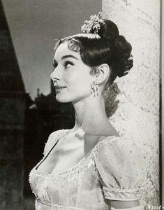 Audrey Hepburn, Vintage Time