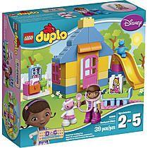 LEGO ® Doc McStuffins' - Backyard Clinic #10606