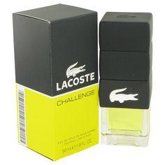 Lacoste Challenge By Lacoste Eau De Toilette Spray 1.6 Oz - Lacoste Challenge By Lacoste Eau De Toilette Spray 1.6 Oz