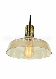 """Glass Filament Pendant Lamp Material: Clear glass Pendant size: Dia: Height: Bulb not include (see bulb section) *Please note """"some"""" li Glass Pendants, Pendant Lamp, Clear Glass, Bulb, Ceiling Lights, Rustic, Lighting, Home Decor, Country Primitive"""