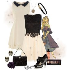 """Briar Rose - Formal - Disney's Sleeping Beauty"" by rubytyra on Polyvore"