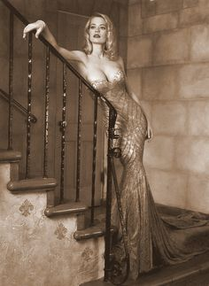 Old hollywood glamor shoot, fantastic styling, modeling, photography.