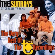 SUNRAYS - THE VERY BEST OF THE TOWER RECORDINGS