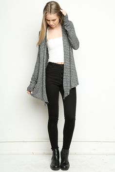 Brandy ♥ Melville | Johanna Cardigan - Clothing