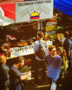 Yes @CamdenMarket summer is most definitely here today!  #eatfresh #healthy #StreetFood #outdoors @healthyfoodmag