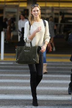 Es de las mejores amigas de Taylor Swift y toda una musa para grandes diseñadores, pero K. Kloss también nos ha enamorado con su estilo relajado y cool.
