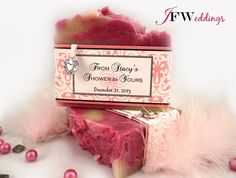 4+Wedding+Large+SOAP+Favors+scented+in+by+JoyFilledWeddings,+$20.00