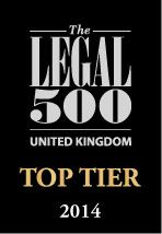 Congratulations Chris Brown and his Crime and Defence team who have been ranked 'top tier' in the #legal500 2014 'undoubtedly the best solicitor in Norfolk for criminal matters'   http://www.fosters-solicitors.co.uk/crime/criminal-offences