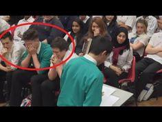 (6) Hace llorar a la clase entera  Cuando veas el final lo entenderás - YouTube