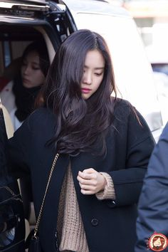 South Korean Girls, Korean Girl Groups, Korean Casual Outfits, Black Korean, Apink Naeun, Girl Day, Korean Beauty, Girls Generation, Kpop Girls