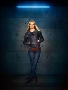 Olivia Dunham, the most badass woman of all universes!