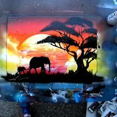 Art Discover Great art by - chalk art Pastel Art Acrylic Art Art Techniques Art Tutorials Diy Art Creative Art Art Drawings Art Sketches Amazing Art Spray Paint Artwork, Spray Painting, Painting Art, Grand Art, Pastel Art, Acrylic Art, Art Techniques, Watercolor Paintings, Watercolor Artists