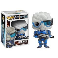Mass Effect Pop! Vinyl Figure Garrus