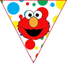 This item is unavailable Polka Dot Birthday, Elmo Birthday, Boy Birthday Parties, Elmo Party Decorations, Sesame Street Decorations, Sesame Street Party, Sesame Street Birthday, Elmo Plaza Sesamo, Elmo Coloring Pages