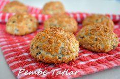 Yiyen herkes tarafından çok beğenilen evimizin son zamanlardaki favori lezzeti :) Malzemeler: -125 gr tereyağı (yumuşak) -1 ça...