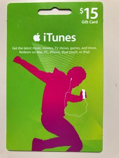 Apple iTunes $15 Gift Card [Superfast Delivery]  http://searchpromocodes.club/apple-itunes-15-gift-card-superfast-delivery/