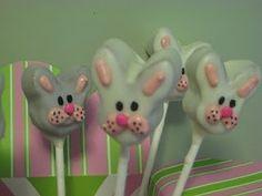 rabbit cake pops