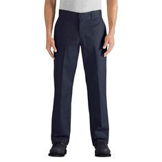 Dickies Men's Regular Straight Fit Flex Twill Pant-