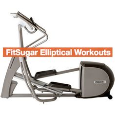 Elliptical workouts to print and take to the gym.