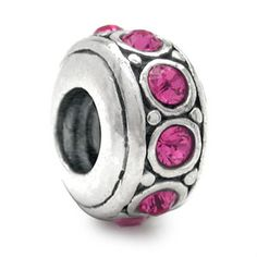 Want this pandora bead on my braclet love the PINK