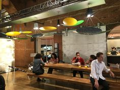 WANTEDDESIGN MANHATTAN 2017 - Fabbian Restaurant Area