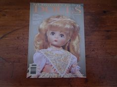 Dolls Magazine Collectors November 1994 by ClearlyRustic on Etsy
