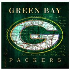 Green Bay Packers City Map - Packers Fight Song - Perfect Birthday, Anniversary, Groomsmen Gift for Any Packers Fan - Unframed Prints Nfl Football Teams, Packers Football, Football Memes, Greenbay Packers, Football Season, Football Snacks, Green Bay Football, Green Bay Packers Fans, Packers Gear