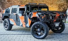Hummer H3, Hummer Cars, Hummer Truck, Army Vehicles, Armored Vehicles, Diesel Trucks, Ford Trucks, Offroad, Amazing Cars