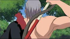 Hidan vs pike Naruto Shippuuden Episode 73 - See this image on Photobucket.
