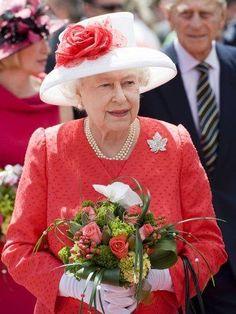 Queen Elizabeth~