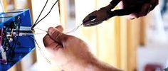 Get the best and qualified #electrician to install your new devices and wires properly.