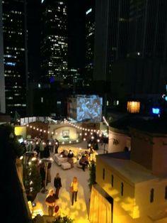 Nighttime Event @ The Oviatt Penthouse - Los Angeles.