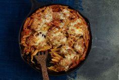chipotle chicken pasta casserole pati jinich